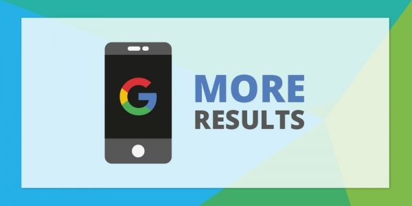 Google Launches More Results Button On Mobile Search