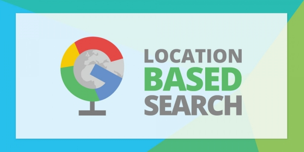 Google Search Based On Location Not Domain