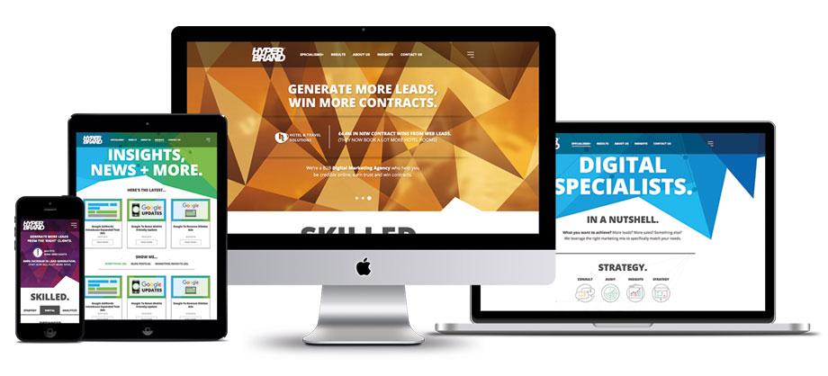Hyperbrand New Website